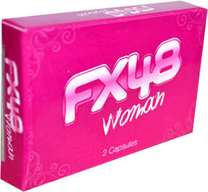 Fx48 Woman Bitkisel Bayan Afrodizyak 2 Kapsül -1