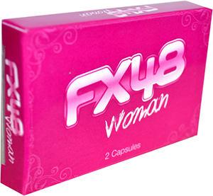 Fx48 Woman Bitkisel Bayan 2Kapsül