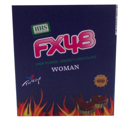 Fx48 Chocolate Woman 24Gr