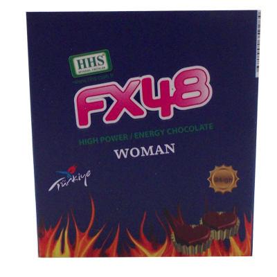 Fx48 Chocolate Woman 24Gr