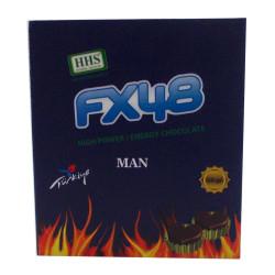 FX48 Chocolate Man 24Gr - Thumbnail