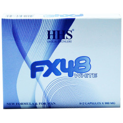 FX48 White 10 Kapsül - Thumbnail