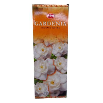 Gardenya Çiçeği Kokulu 20 Çubuk Tütsü - Gardenia