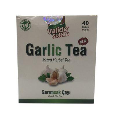 Garlic Tea Sarımsak Çayı 40 Süzen Pşt