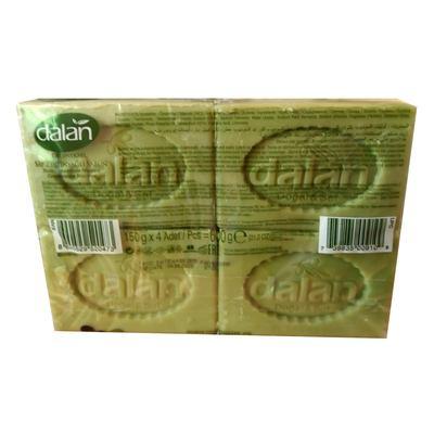 Geleneksel Zeytinyağlı Saf Sabun 150 Gr x 4 Ad