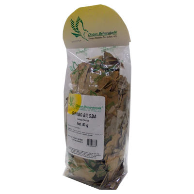 Ginkgo Biloba Yaprağı 50Gr Pkt