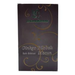 Ginkgo Bilobalı Ballı Bitkisel Karışım Cam Kavanoz 450 Gr - Thumbnail