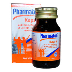 Pharmaton - Ginseng G115 30 Kapsül (1)