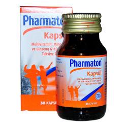 Pharmaton - Ginseng G115 30 Kapsül Görseli