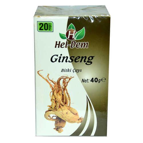 Ginsengli Bitkisel Çay 2 Gr x 20 Süzen Poşet 40 Gr