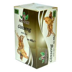 Hel-Dem - Ginsengli Bitkisel Çay 2 Gr x 20 Süzen Poşet 40 Gr Görseli