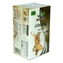 Ginsengli Bitkisel Çay 2 Gr x 20 Süzen Poşet 40 Gr - Thumbnail