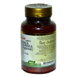 Balen - Glukozamin Kondroitin MSM Boswellia 60 Tablet Görseli