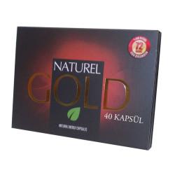 Gold Bitkisel 40Kapsül - Thumbnail