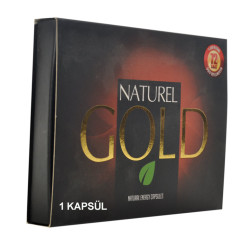 1001Naturel - Gold Bitkisel 1 Kapsül Görseli