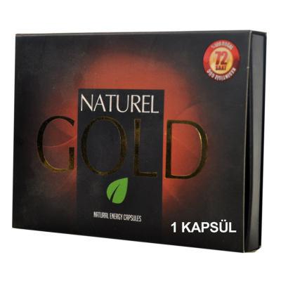 Gold Bitkisel 1Kapsül