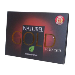 Gold Bitkisel 10Kapsül - Thumbnail
