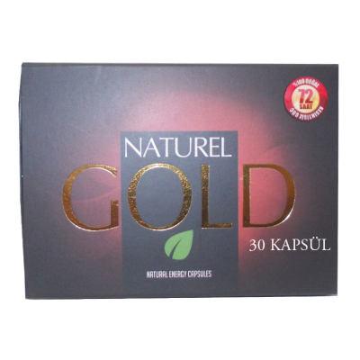 Gold Bitkisel 30Kapsül