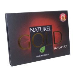 1001Naturel - Gold Bitkisel 30Kapsül Görseli