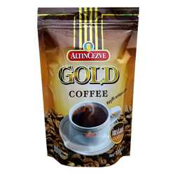 Gold Instant Coffee 100 Gr - Thumbnail