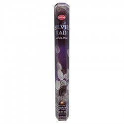 Hem Tütsü - Gümüş Yağmuru 20 Çubuk Tütsü - Silver Rain (1)