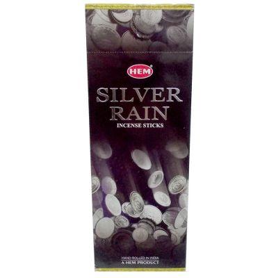 Gümüş Yağmuru 20 Çubuk Tütsü - Silver Rain