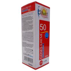 Güneş Kremi 50 Faktör 100ML - Thumbnail