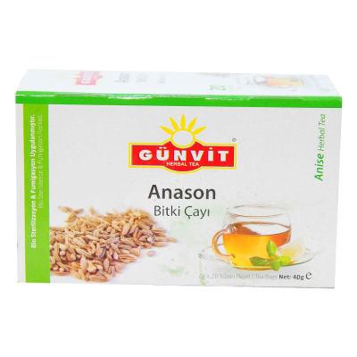 Anason Bitki Çayı 20 Süzen Pşt