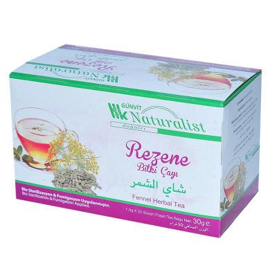 Rezene Bitki Çayı 20 Süzen Poşet