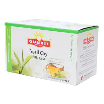 Yeşil Çay Bitki Çayı 20 Süzen Pşt