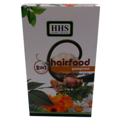 Hairfood 2 in 1 Mentollü Şampuan 350ML - Thumbnail