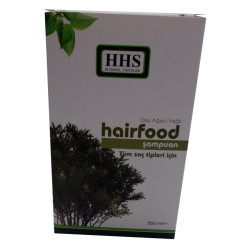 Hairfood Çay Ağacı Yağlı Şampuan 350ML - Thumbnail