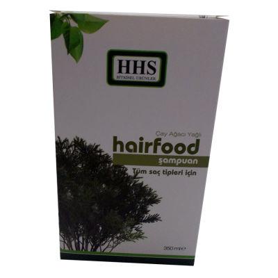 Hairfood Çay Ağacı Yağlı Şampuan 350ML