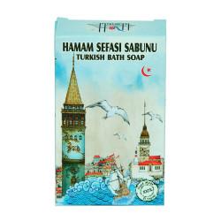 Saba - Hamam Sefası Sabunu 04 İstanbul 125Gr (1)