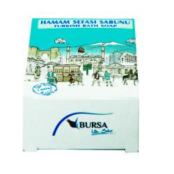 Hamam Sefası Sabunu - Bursa 125 Gr - Thumbnail