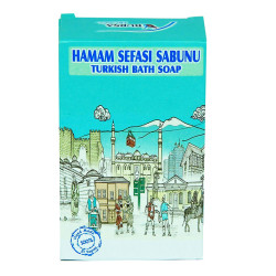 Saba - Hamam Sefası Sabunu - Bursa 125Gr Görseli