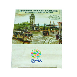 Hamam Sefası Sabunu - İzmir 125 Gr - Thumbnail