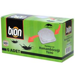 Hamamböceği ve Karınca Yemi 6 Ad - Thumbnail