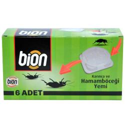 Bion - Hamamböceği ve Karınca Yemi 6 Adet Görseli
