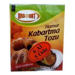 Hamur Kabartma Tozu 10 Gr X 5 Pkt - Thumbnail