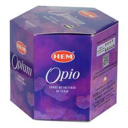 Haşhaş Kokulu 40 Konik Tütsü - Opium - Thumbnail