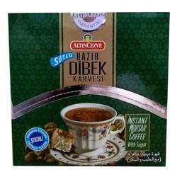 Hazır Dibek Kahvesi Sütlü Şekerli 10 Gr X 20 Pkt - Thumbnail