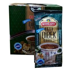 Altıncezve - Hazır Dibek Kahvesi Sütlü Şekerli 10 Gr X 20 Pkt Görseli