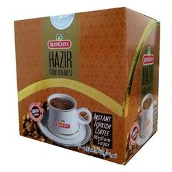 Hazır Türk Kahvesi Orta Şekerli 9 Gr X 20 Pkt - Thumbnail