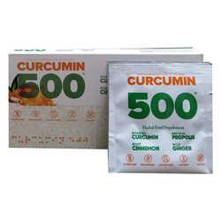 Curcumin - Herbal Food Altın Yoğurt Kürü 10 Şase X 6 Gr Görseli