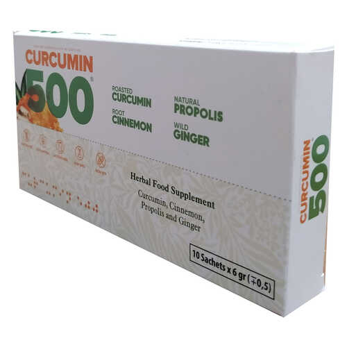 Herbal Food Altın Yoğurt Kürü 10 Şase X 6 Gr