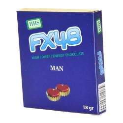 FX48 Chocolate Man 18Gr - Thumbnail