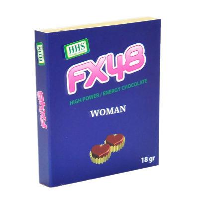 Fx48 Chocolate Woman 18Gr