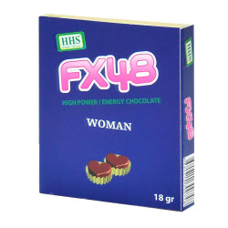 Hhs - Fx48 Chocolate Woman 18Gr Görseli