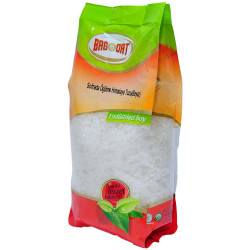 Bağdat Baharat - Himalaya Kristal Çakıl Tuz Beyaz 1000 Gr Görseli